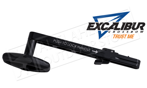 EXCALIBUR CRANK HANDLE FOR THE ASSASSIN CROSSBOW AND CHARGER EXT SYSTEM