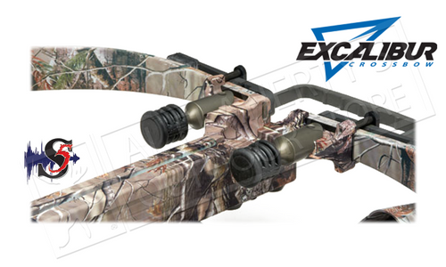 EXCALIBUR CROSSBOW S5 STRING SHOCK SOUND SUPPRESSION SYSTEM
