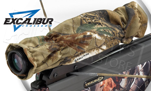 EXCALIBUR CROSSBOW SCOPE COVER