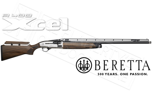 Beretta SG A400 XCEL Multitarget Competition Shotgun with B-FAST and Kick-Off System
