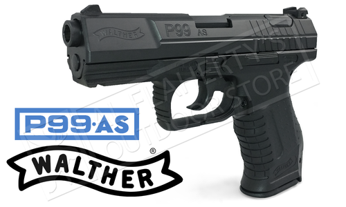 Walther P99 AS Striker Fire 9mm #2709716