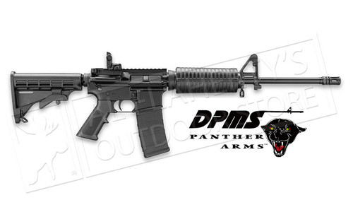 "DPMS LCAR AR-15 Flat-Top Rifle with 16"" Barrel 5.56x45 NATO #60140DPMS"
