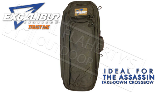 EXCALIBUR EXPLORE TAKEDOWN CASE FOR ASSASSIN CROSSBOWS