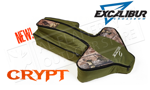 EXCALIBUR OCTANE CRYPT CASE FOR EXCALIBUR MICRO SERIES CROSSBOWS