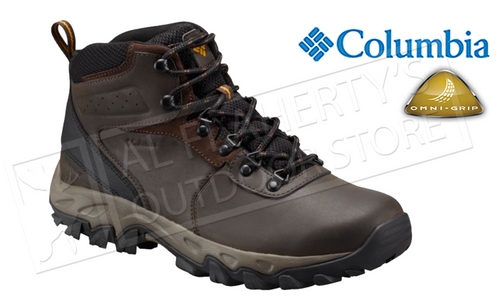 COLUMBIA NEWTON RIDGE PLUS II WATERPROOF HIKING BOOT, WIDE