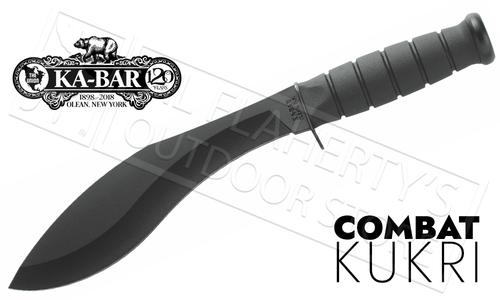 """KA-BAR Combat Kukri with 8"""" Blade #1280"""