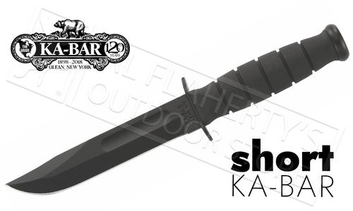 KA-BAR Short Black KA-BAR #1258