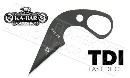 KA-BAR TDI LDK (Last Ditch Knife) #1428BP