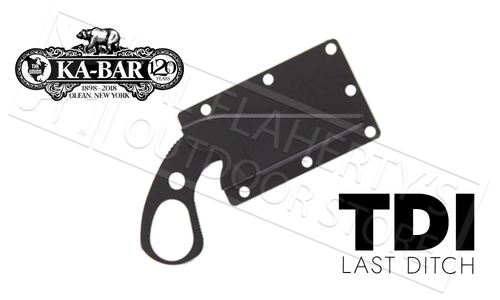 KA-BAR TDI LDK (Last Ditch Knife) #1478BP