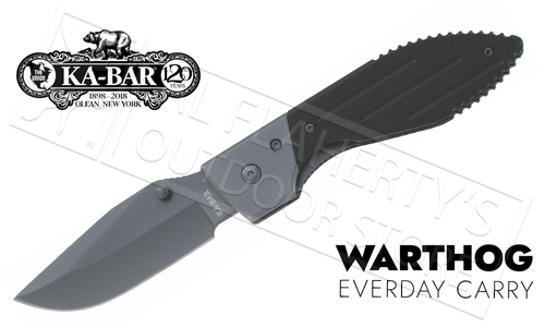 KA-BAR Warthog Folding Knife #3072