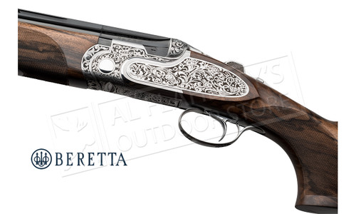Beretta Shotgun DT11 EELL B-Fast Floral Engraving for Sporting Competition - 12 Gauge