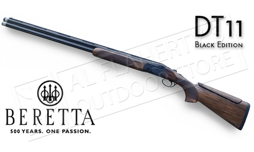 "Beretta SG DT11 Sporting Black Shotgun with Adjustable Stock - 12g 30"" or 32"" #5X167Q2F"