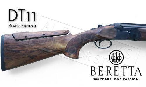 "Beretta SG DT11 Sporting Black Shotgun with Adjustable Stock - 12g 30"" or 32"" #5X167Q2F"