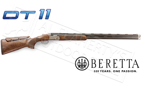 "Beretta SG DT11 Sporting Shotgun with Adjustable Stock - 12 Gauge, 30 or 32"" Barrel"