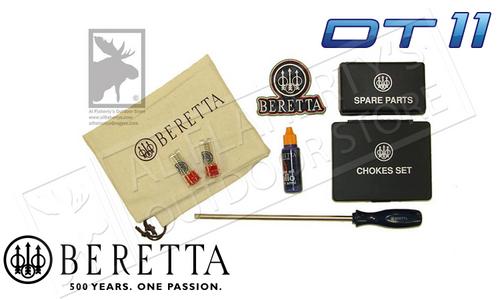 "Beretta SG DT11 Sporting Shotgun with Adjustable Stock - 12 Gauge, 30 or 32"" Barrel"