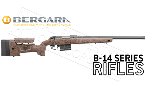 Bergara B14 HMR Precision Rifle in 6.5 Creedmoor