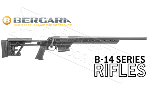 Bergara B14 BMP Precision Rifle in 6.5 Creedmoor #B14S452