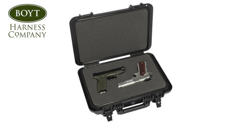 Boyt H-Series Double Handgun Hard Case #40005