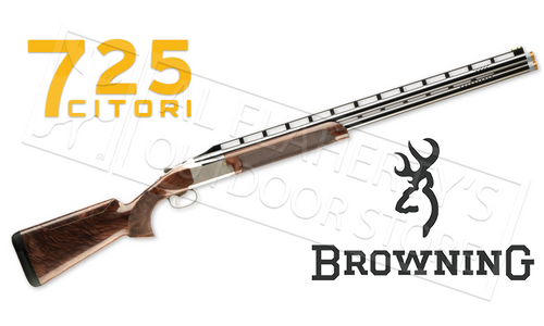 Browning SG 725 Sporting Shotgun with High and Adjustable Stock