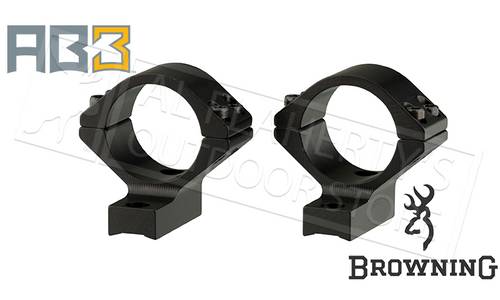 """Browning Mount AB3 Integrated Scope Mount System, 1"""" Matte Intermediate #12312"""