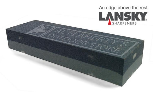 "LANSKY COMBOSTONE, 2""X6"" COARSE AND MEDIUM GRIT #LCB6FC"