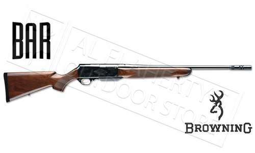 Browning Rifle BAR MK II Safari with BOSS System, Various Calibers