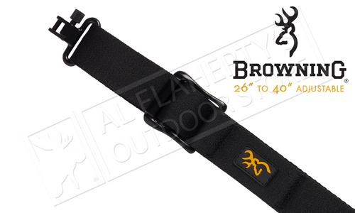 """Browning All Season Web Sling for Rifles and Shotguns, 26"""" to 40"""" Adjustable #122399925"""