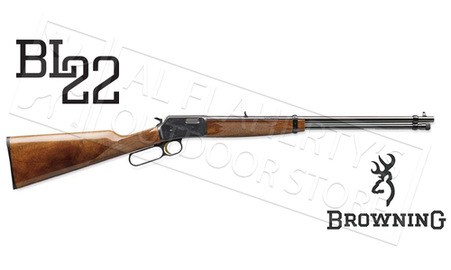 Browning Rifle BL-22 Grade II .22 Lever Action #024101103
