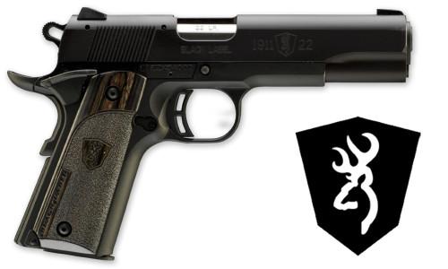 Browning Handgun Black Label 1911-22A1 .22LR #051814490