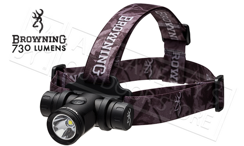 Browning Blackout 6V Headlamp, 730 Lumens #3713340