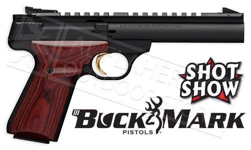 Browning Handgun BuckMark Field 22LR #051528490