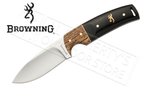 Browning Knife BuckMark Hunter Fixed Blade #3220271