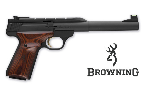 "Browning Handgun BuckMark Hunter 7-1/4"" Barrel 22LR #051499490"