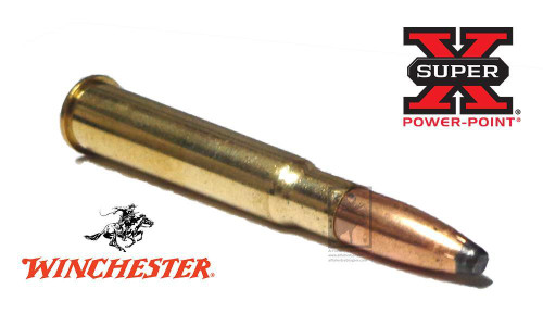 WINCHESTER .303 BRITISH SUPER X, BRITISH POWER POINT 180 GRAIN BOX OF 20