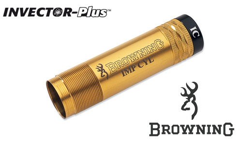 Browning Choke Tubes Invector Plus Diana Grade Extended 12 Gauge