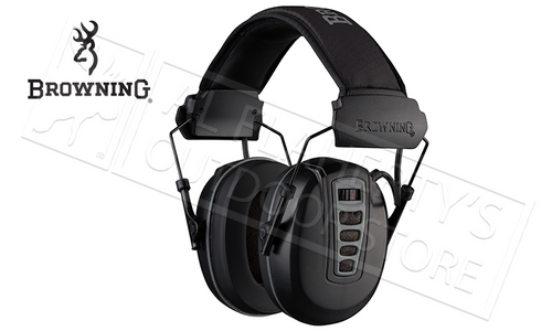 Browning Cadence Electronic Hearing Protector #12690