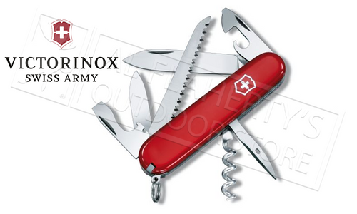 VICTORINOX SWISS ARMY CAMPER KNIFE #53301
