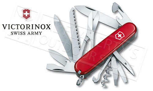 VICTORINOX SWISS ARMY RANGER KNIFE #13763