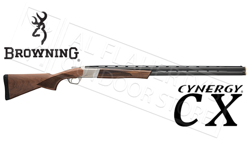 "Browning SG Cynergy CX Over-Under Shotgun, 12G 30"" or 32"" Barrel"
