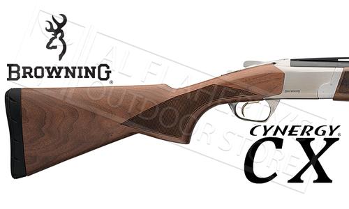 "Browning SG Cynergy CX Over-Under Shotgun, 12G 30"" or 32"" Barrel"