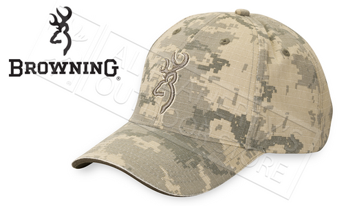 Browning Hat Digital Desert Camo Cap #308506291