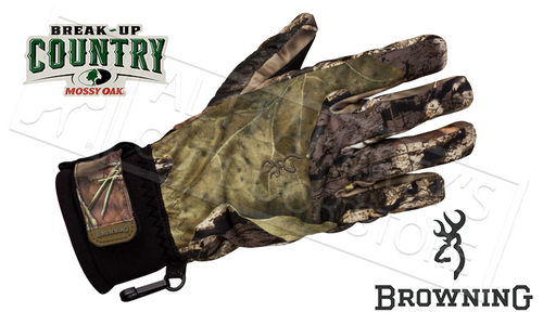 Browning Hell's Canyon Proximity Glove in Mossy Oak Break Up Country Camo #30781328