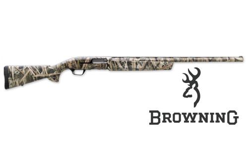 "Browning SG Maxus Shotgun 12 Gauge, 28"" Barrel, 3"" Chamber, Mossy Oak Shadow Grass #011645304"