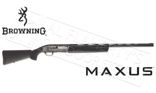 "Browning SG Maxus Sporting Shotgun Carbon Fiber 12 Gauge, 28"" or 30"" barrel 3"" Chamber #01160930"