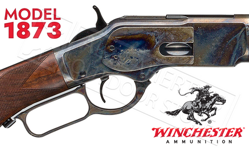 """WINCHESTER MODEL 1873 DELUXE SPORTING WITH 24"""" BARREL IN 357 MAGNUM"""