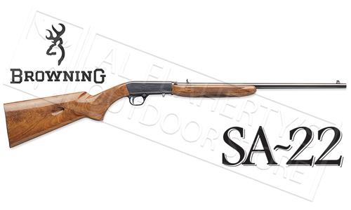 Browning Rifle SA-22 Semi-Auto Rimfire Grade 1 #021001102