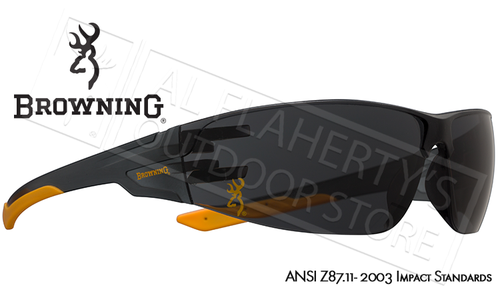 Browning Shooters Flex Glasses, Smoke Lens #12762
