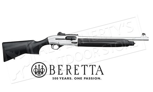 "Beretta SG 1301 Marine Tactical Semi-Automatic Shotgun, 12 Gauge 18.5"" Barrel"