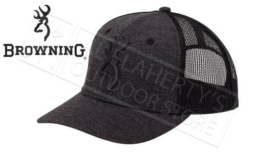 Browning Turley Black Meshback Baseball Cap #308785891