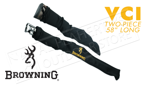 Browning VCI Gun Sock, Two Piece for Rifles or Shotguns #149986